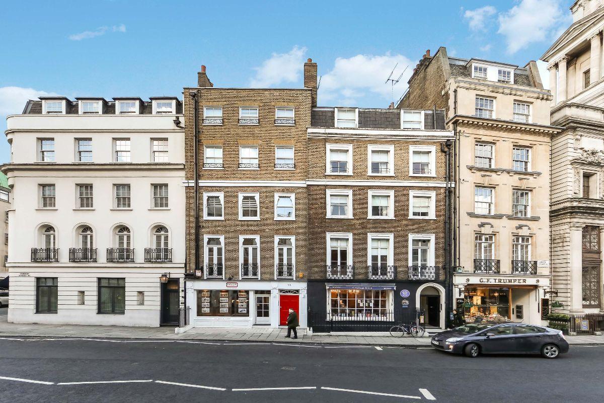 Curzon Street, London, W1J